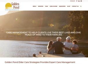 Golden Pond Elder Care Strategies, LLC