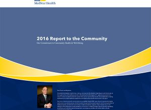 MedStar Health Community Report 2016